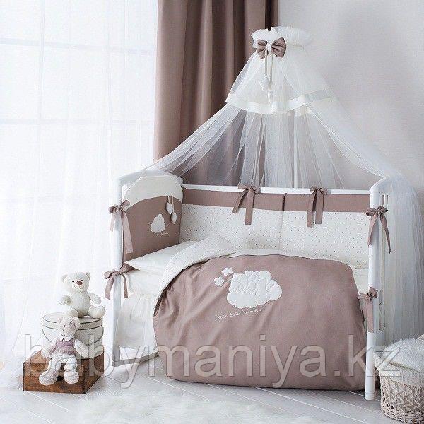 Комплект Постельного белья Perina Бамбино 3 предмета Коричневый