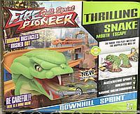Трек гоночный Fire Pioneer Змея