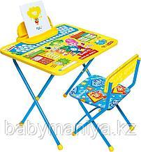 Набор мебели складной «Фиксики» стол+стул