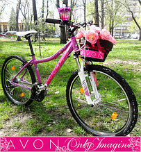 Оформление призового подарка для компании AVON.