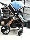 Коляска трансформер для детей Belecoo, фото 7