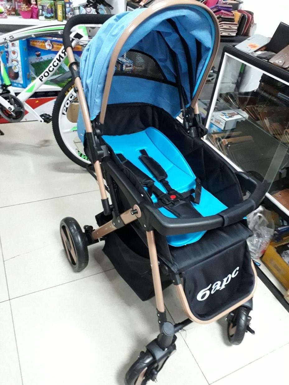 Детская прогулочная коляска Барс