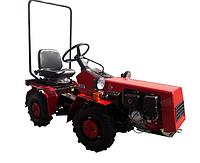 Беларус-132Н Сморгонь Мини-трактор бензиновый 8,2 кВт/11,0 л.с./GX390 (Хонда), 4вп/3наз, макс.ск.вп.18 км/ч,
