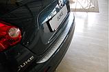Защитная  накладка на задний бампер Nissan Juke 2011-2019, фото 2