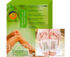 Токсиновыводящий Пластырь - Хаппинесс ( 20 шт )