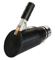 Наконечник неопреновый с крышкой диам. 110 мм для шланга 75 мм Trommelberg