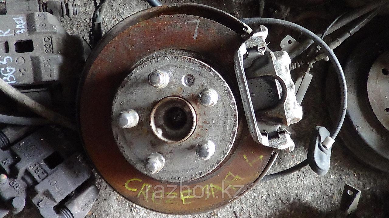 Ступица Chevrolet Cruze левая задняя