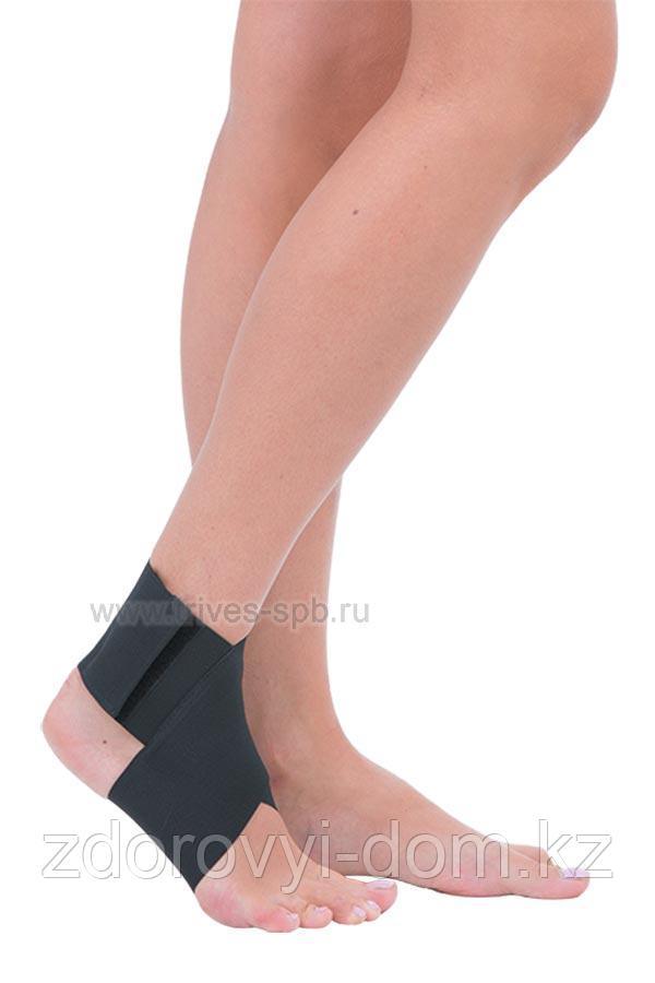 Бандаж компрессионный на голеностопный сустав