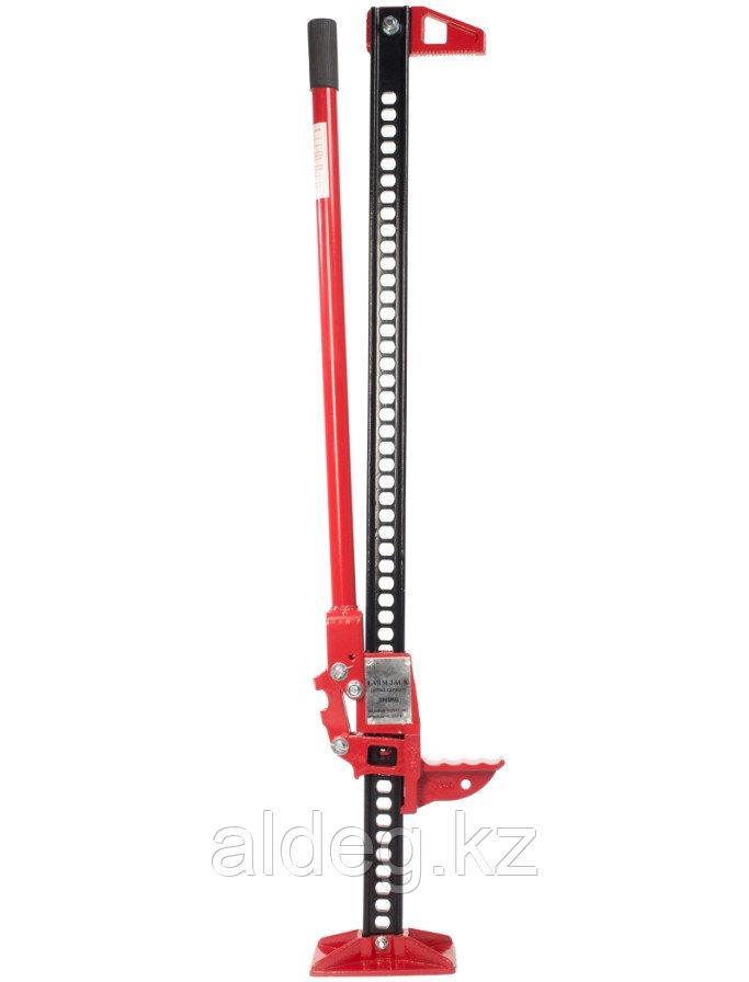 Домкрат реечный автомобильный модели HI-JACK 3 тонны