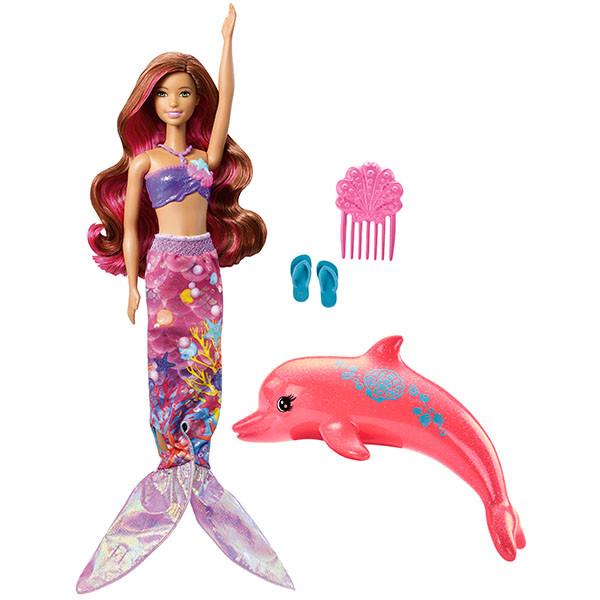 """Barbie.Сказочный мир.Русалочка """"Волшебная трансформация"""""""