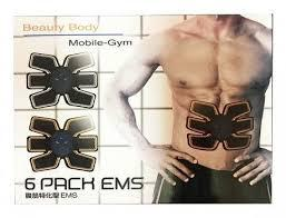 Миостимулятор Ems Smart Fitness BEAUTY BODY MOBILE GYM