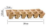 Торфяной блок для рассады 12 ячеек (ячейка 50*50 мм) 64354 (002)