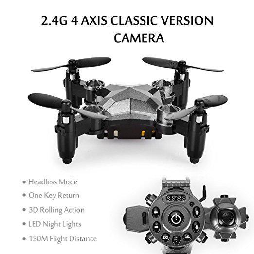 Квадрокоптер К 17WF Drone