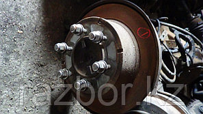 Тормозной диск Mitsubish Challenger задний правый