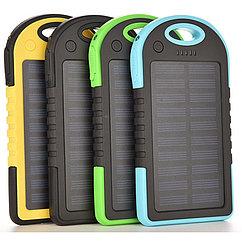 SOLAR CHARGER power bank на солнечных батареях