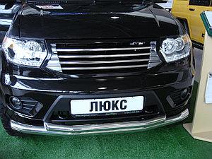 Решетка радиатора УАЗ Патриот Premium 2015-