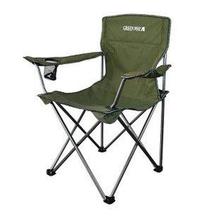 Раскладное кресло с подлокотниками