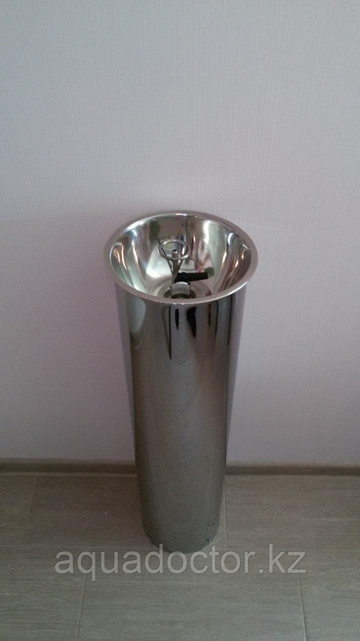 Фонтан питьевой антивандальный ФП-200А (диаметр 260 мм)