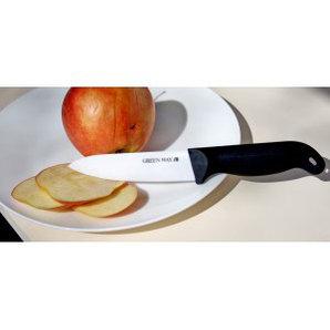 Нож керамический с пластиковым чехлом