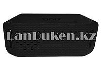 Колонка беспроводная Bluetooth для смартфонов и компьютеров (черная) Y-3