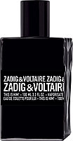 Zadig & Voltaire This is Him 50ml ORIGINAL