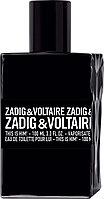Zadig & Voltaire This is Him 50ml ORIGINAL