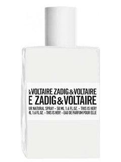 Zadig & Voltaire This is Her 100ml ORIGINAL