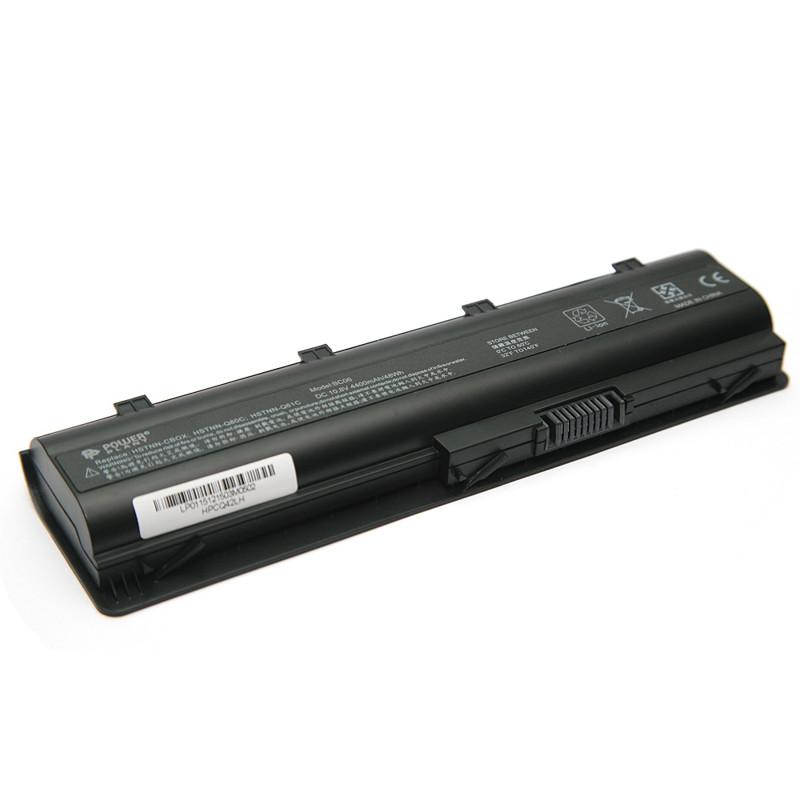 Аккумулятор PowerPlant для ноутбуков HP Presario CQ42 (HSTNN-CB0X, H CQ42 3S2P) 10.8V 4400mAh