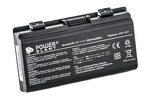 Аккумулятор PowerPlant для ноутбуков ASUS X51H (A32-T12, AS5151LH) 11.1V 5200mAh