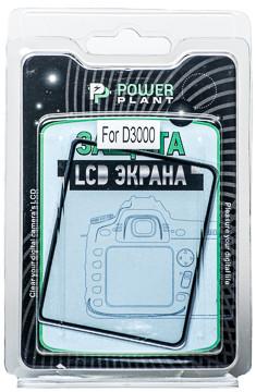 Защита экрана PowerPlant для Nikon D3000