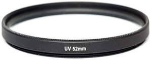 Светофильтр PowerPlant UV 52 мм