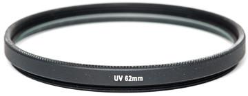 Светофильтр PowerPlant UV 62 мм