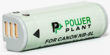 Аккумулятор PowerPlant Canon NB-9L 870mAh