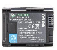 Аккумулятор PowerPlant Canon BP-828 Chip 2960mAh