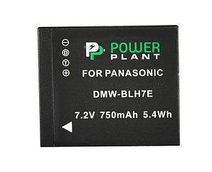 Аккумулятор PowerPlant Panasonic DMW-BLH7 750mAh