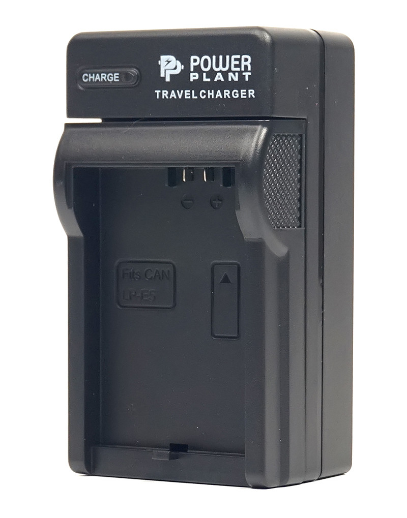Сетевое зарядное устройство PowerPlant Canon LP-E5, IA-BP85ST Slim