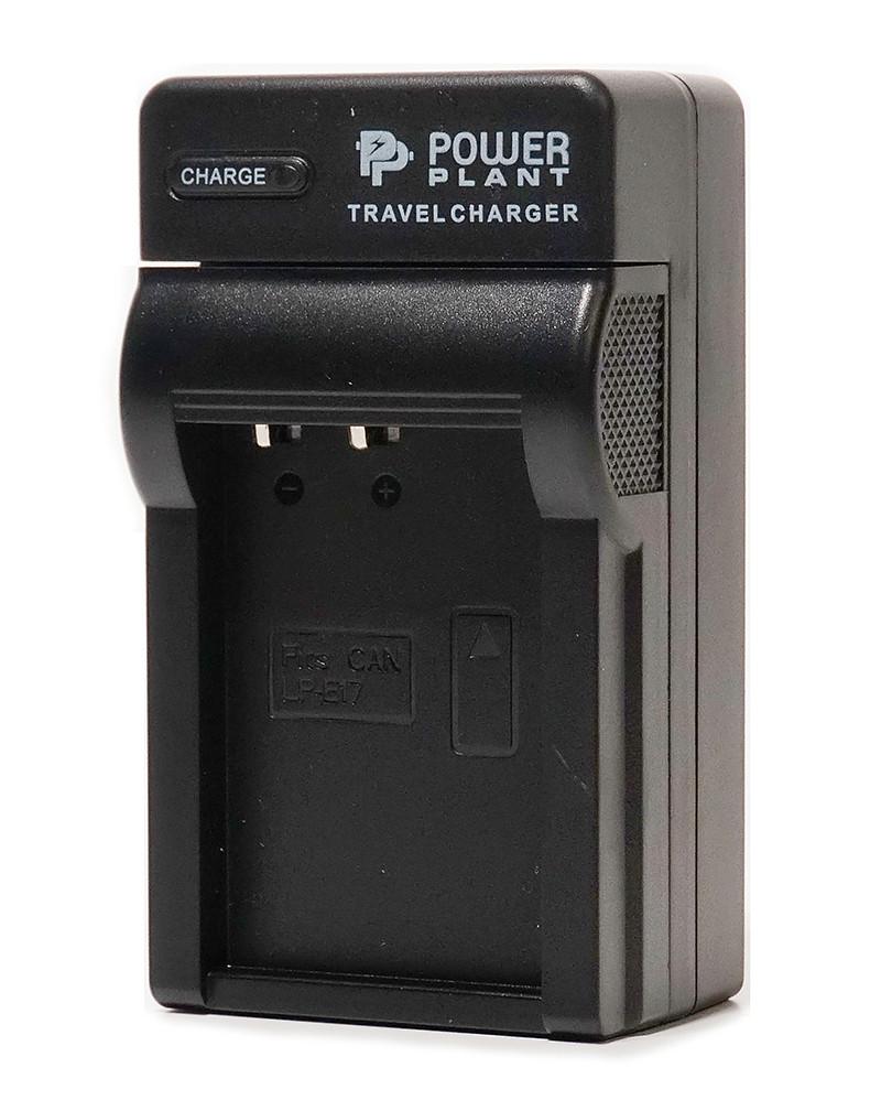 Сетевое зарядное устройство PowerPlant Canon LP-E17