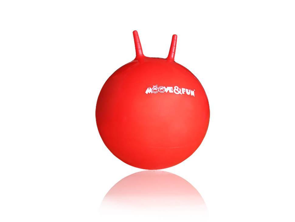 Мяч-попрыгун с круглой ручкой (диаметр 45 см) - фото 2