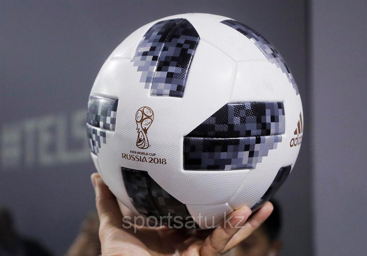 Футбольный мяч ЧМ Telstar 2018