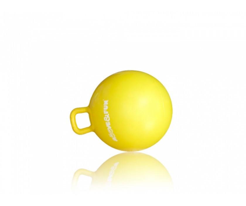 Мяч-попрыгун с круглой ручкой (диаметр 45 см) - фото 3