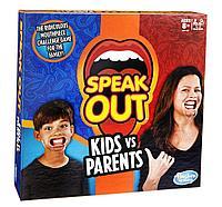 Игра Game Скажи если сможешь Дети против Родителей