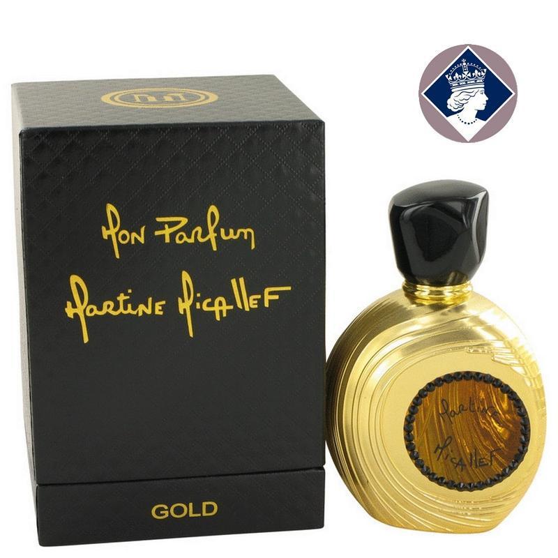 M. Micallef Mon Parfume Gold 100ml ORIGINAL
