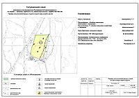 Землеустроительный проект по переводу угодий