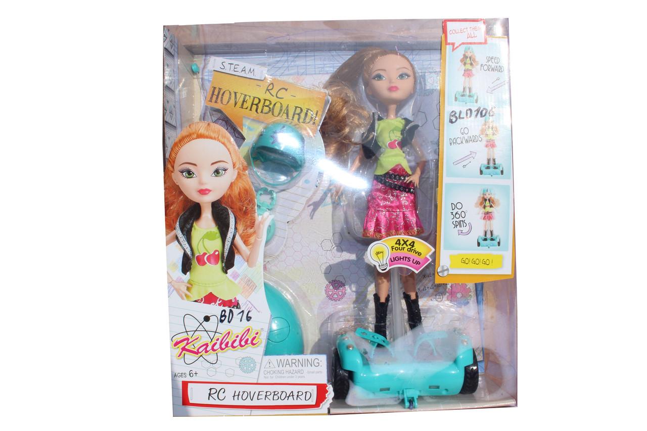 Барби На Радиоуправляемом Гироскутере 106