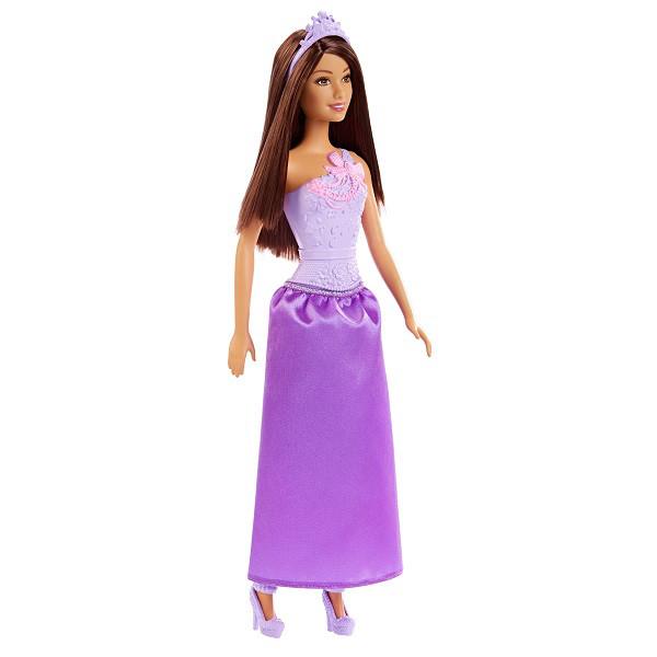 Барби Принцессы в сиреневом