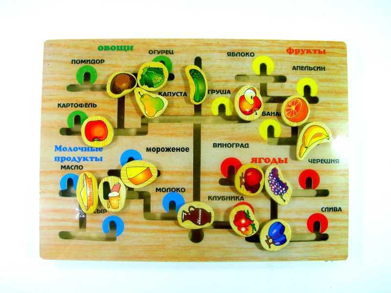 Двигалки овощи,фрукты