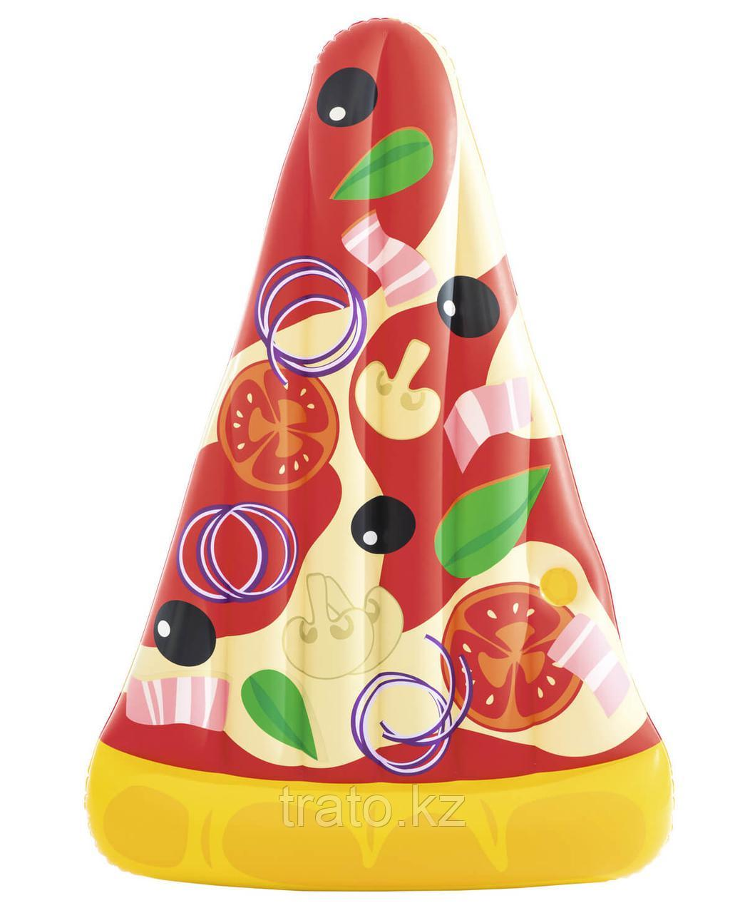 Надувной матрас Пицца, 188x130см.