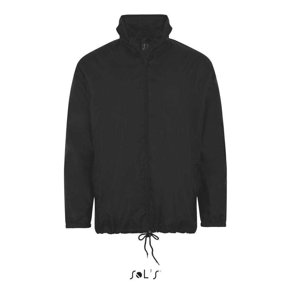 Ветровка | Sols Shift S Черный