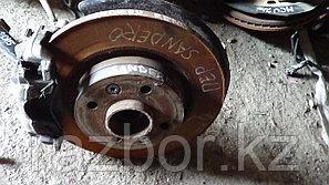 Тормозной диск Renault Sandero II левый передний