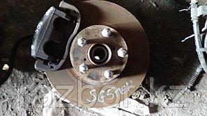 Тормозной диск Subaru Forester (SG5) правый передний